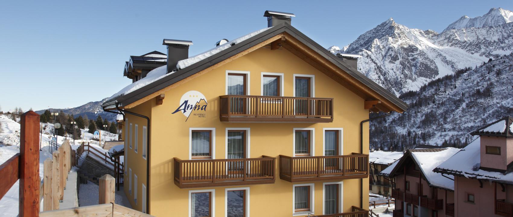 Residence Hotel Anna Tonale